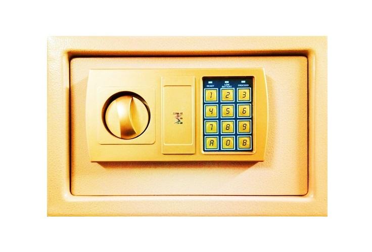 Hotel Digital Safe